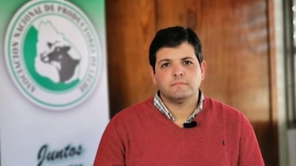 L. Galarraga: ''Vamos a respaldar el trabajo del productor lechero'' —  Lechería — Dinámica Rural | El Espectador 810