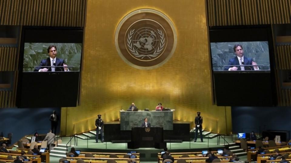 El incumplimiento de las salas de lactancia y el discurso de Lacalle Pou en la ONU —  NTN Concentrado — No Toquen Nada   El Espectador 810