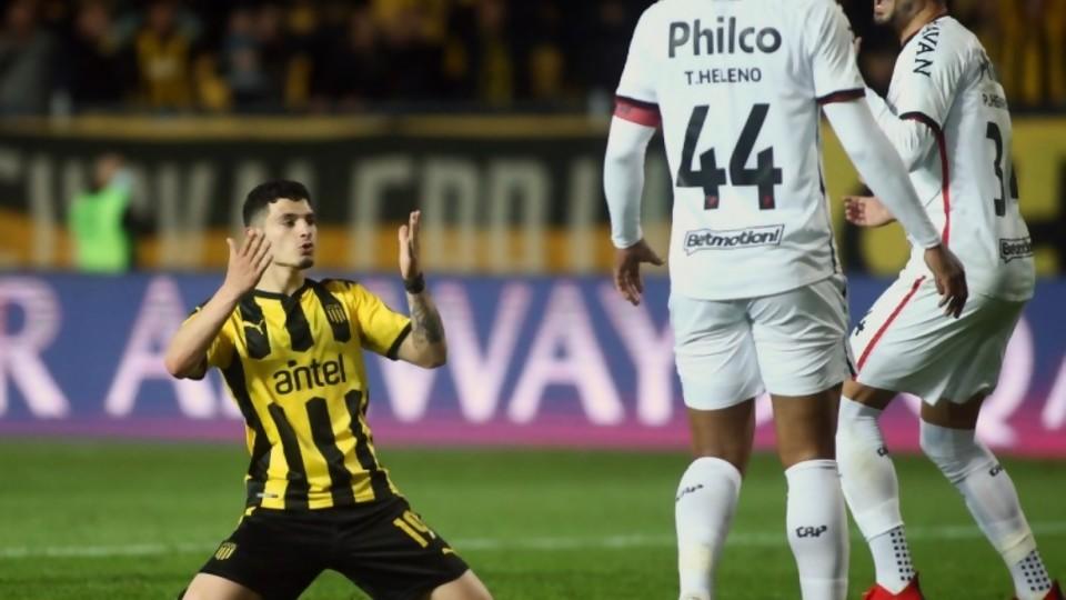 Demasiado Peñarol a Peñarol  —  Darwin - Columna Deportiva — No Toquen Nada   El Espectador 810