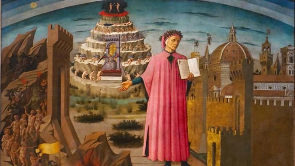 Breves apuntes sobre la Divina Comedia de Dante  —  Puras historias — Puras Palabras   El Espectador 810
