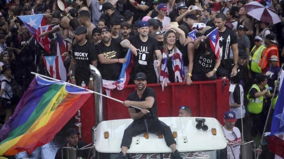Trazos de la historia de Puerto Rico que traspasa el spanglish —  Gabriel Quirici — No Toquen Nada | El Espectador 810