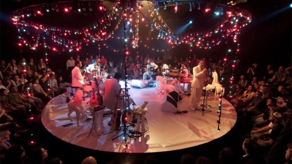Arnaldo Antunes: tres conciertos, tres experiencias visuales —  Maxi Guerra — Otro Elefante | El Espectador 810