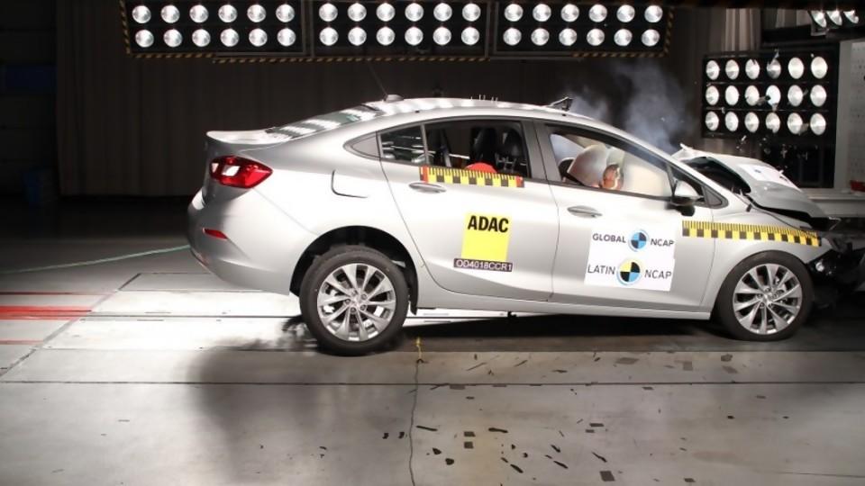Latin NCAP: la importancia del primer 5 estrellas en seguridad para Chevrolet —  Audios — No Toquen Nada | El Espectador 810