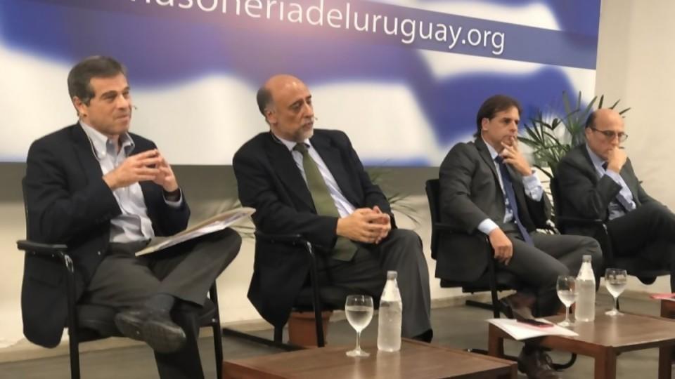 ¿La religión más fuerte de Uruguay? La masonería logró un debate con 4 presidenciables  —  Informes — No Toquen Nada | El Espectador 810
