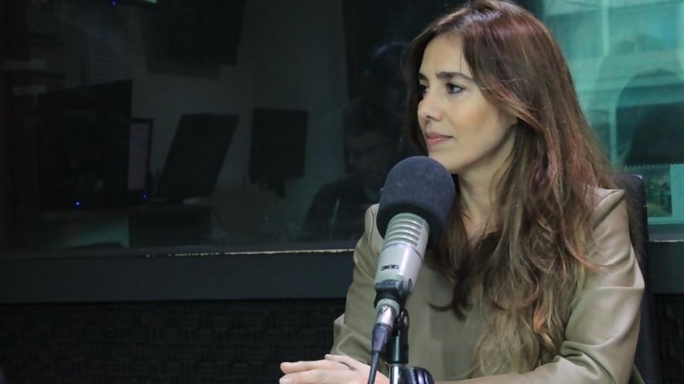 """Laura Fazio: """"amamantar es un derecho"""" —  La Entrevista — Más Temprano Que Tarde   El Espectador 810"""