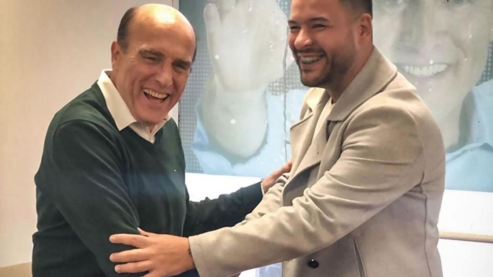 El Gucci aumentó mucho la exposición mediática de Daniel Martínez en agosto —  Informes — No Toquen Nada | El Espectador 810