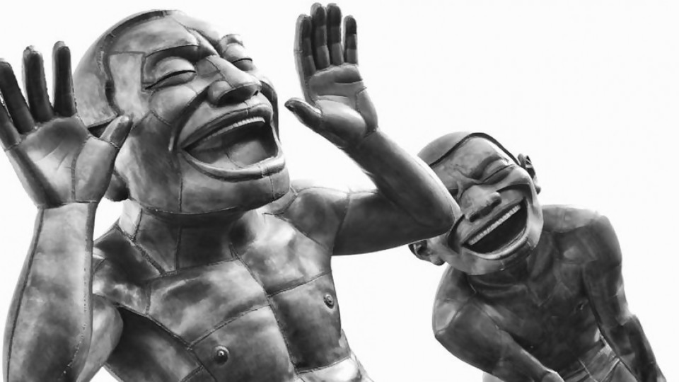 El humor: La ironía, sus límites y la filosofía —  Darío Sztajnszrajber — Otro Elefante | El Espectador 810