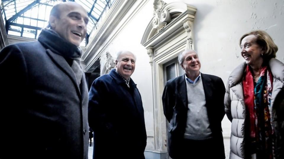 Los ministros en la campaña de Martínez —  Columna de Darwin — No Toquen Nada   El Espectador 810