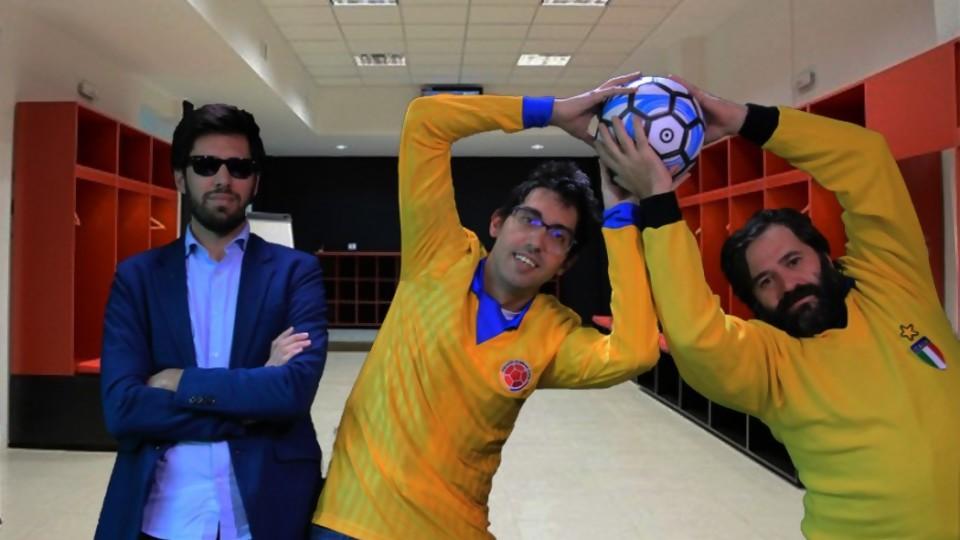 Saco Sport analiza la estética del golero —  Maxi Guerra — Otro Elefante | El Espectador 810
