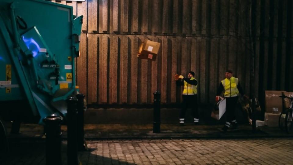 La basura en entredicho —  L'Almacén de los males necesarios — Otro Elefante | El Espectador 810
