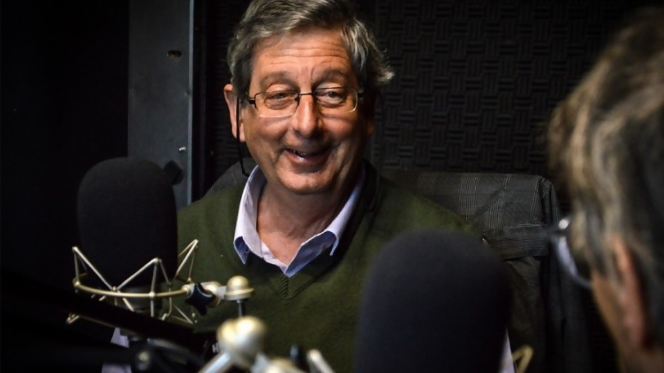 "Eduardo Rubio: ""Nos nutrimos de frenteamplistas desencantados"" —  Entrevistas — No Toquen Nada | El Espectador 810"