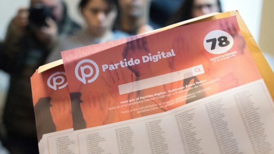El partido de la gente virtual: programa y gira online del Partido Digital —  Informes — No Toquen Nada | El Espectador 810