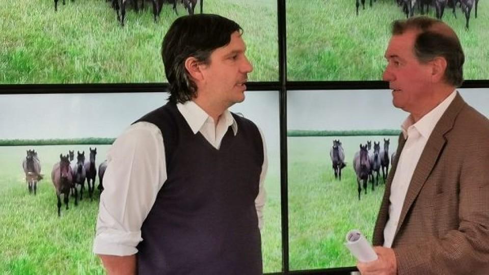 Alejandro Zambrano: está todo dado para que la zafra de toros 'se traduzca en la pista' —  Ganadería — Dinámica Rural | El Espectador 810