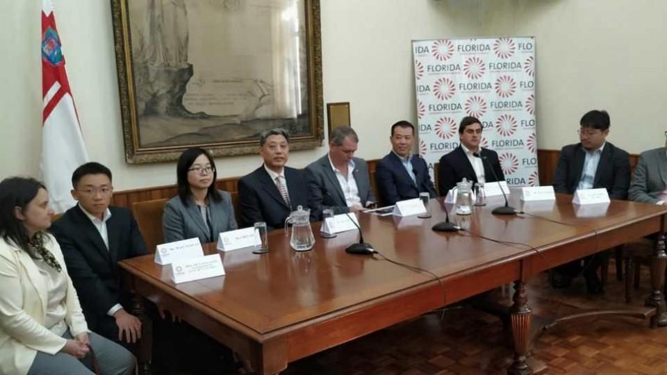 Delegación de empresarios chinos acordó con Gobierno de Florida invertir en el sector forestal —  Economía — Dinámica Rural   El Espectador 810