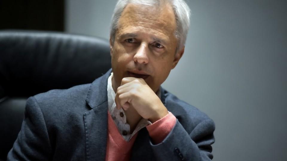 """Fito Garcé: """"La clave de la elección se llama coalición"""" —  Entrevistas — Al Día 810   El Espectador 810"""
