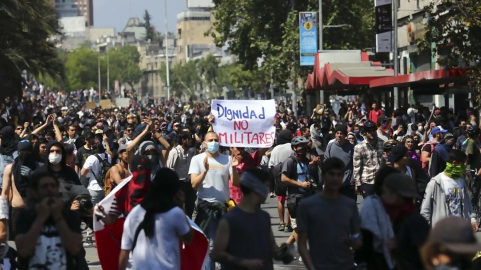 Las razones que subyacen en el conflicto en Chile —  Puesta a punto — Más Temprano Que Tarde   El Espectador 810