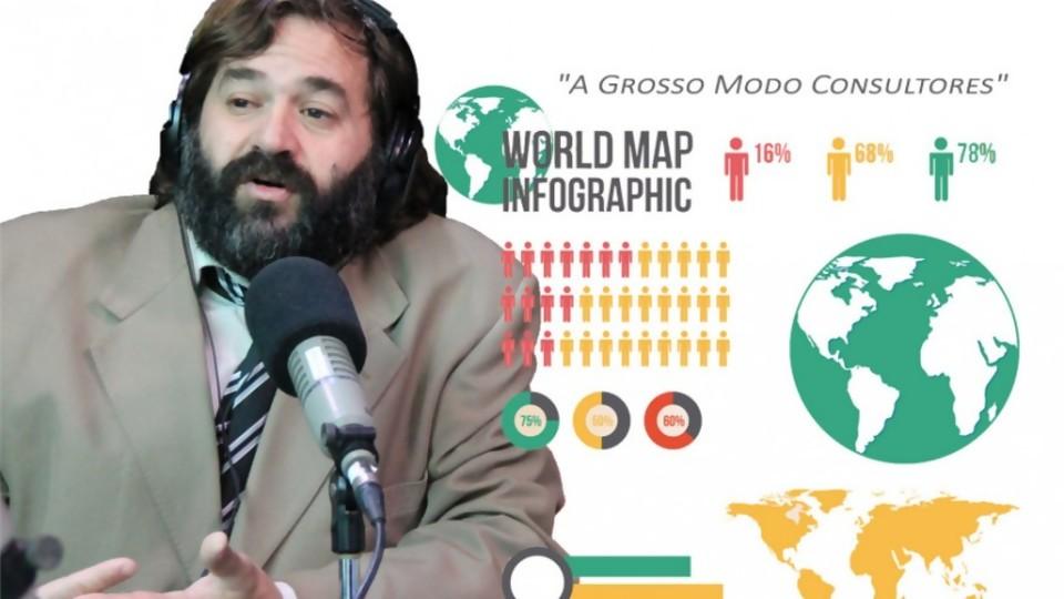Llegó AGM: A Grosso Modo Consultores —  El maravilloso mundo de Moncho Licio — Otro Elefante | El Espectador 810