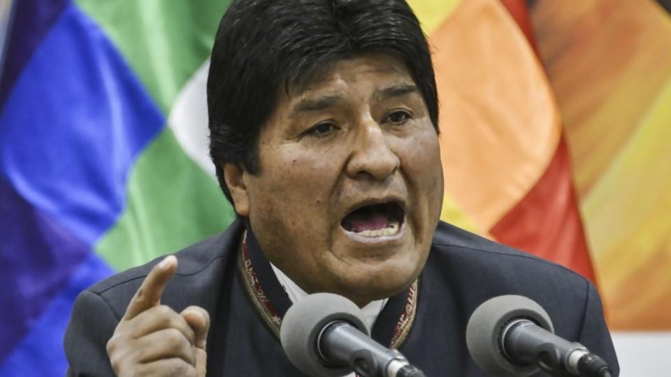 Bolivia se suma a las situaciones políticamente complejas en América Latina —  GPS Activado — Más Temprano Que Tarde | El Espectador 810