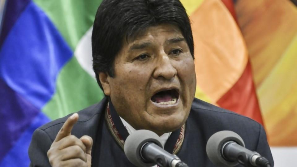 Evo Morales y la denuncia por las 20 horas en que se trancó el escrutinio —  Colaboradores del Exterior — No Toquen Nada | El Espectador 810