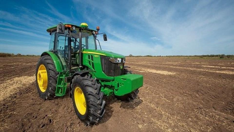 Tractor Jhon Deere 6E: versátil, sustentable y eficiente —  Economía — Dinámica Rural   El Espectador 810