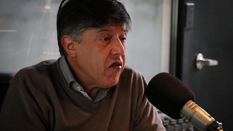 """Chasquetti: """"el FA salvó a la cuota política de ser un papelón histórico"""" —  Entrevistas — No Toquen Nada   El Espectador 810"""