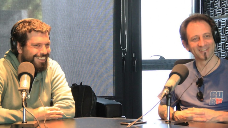 Bien Los Do' prepara su show en Magnolio Sala —  Entrevistas — Otro Elefante | El Espectador 810
