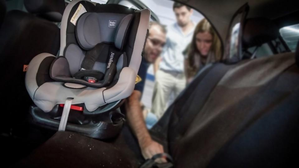 La Intendencia de Montevideo comienza a controlar el sistema de retención infantil en vehículos —  Puesta a punto — Más Temprano Que Tarde | El Espectador 810
