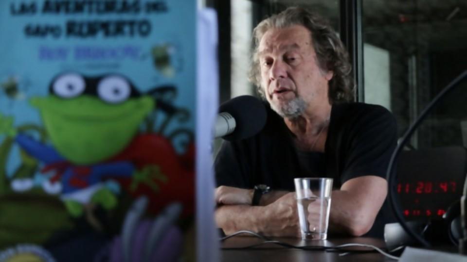El Sapo Ruperto, César Vega y Andrés Calamaro —  NTN Concentrado — No Toquen Nada | El Espectador 810