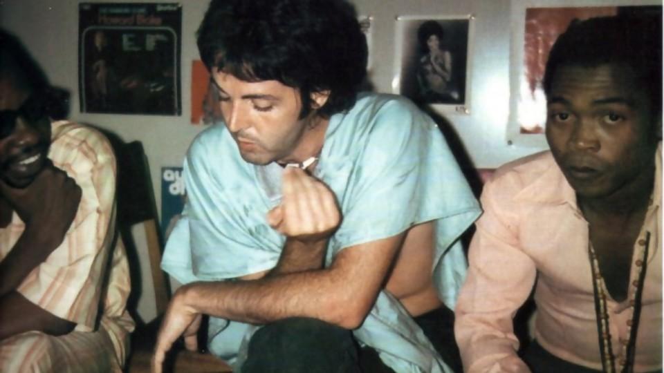 McCartney y Fela Kuti: el choque de dos genios en Nigeria —  Maxi Guerra — Otro Elefante | El Espectador 810