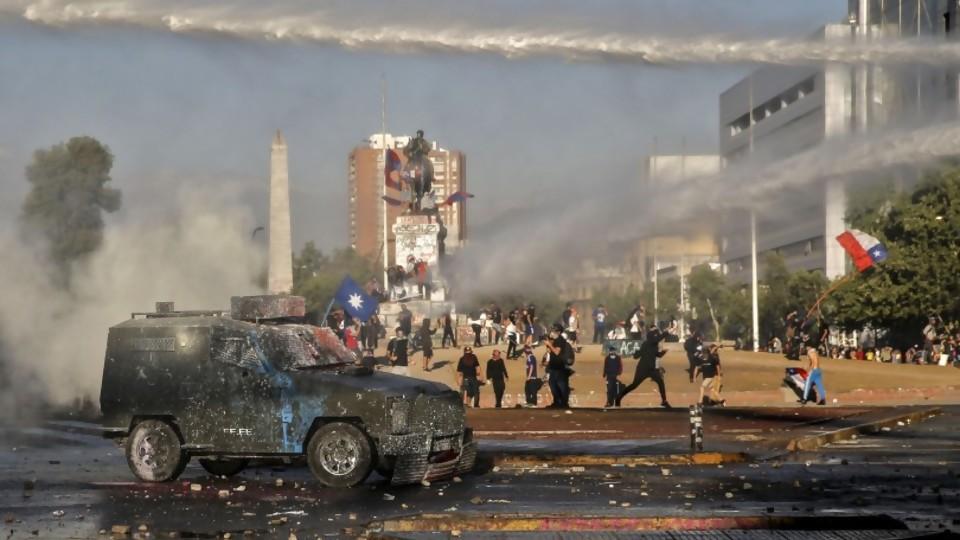 Reflexiones sobre el estallido chileno y su reflejo en Uruguay —  GPS Activado: Álvaro Padrón — Más Temprano Que Tarde | El Espectador 810