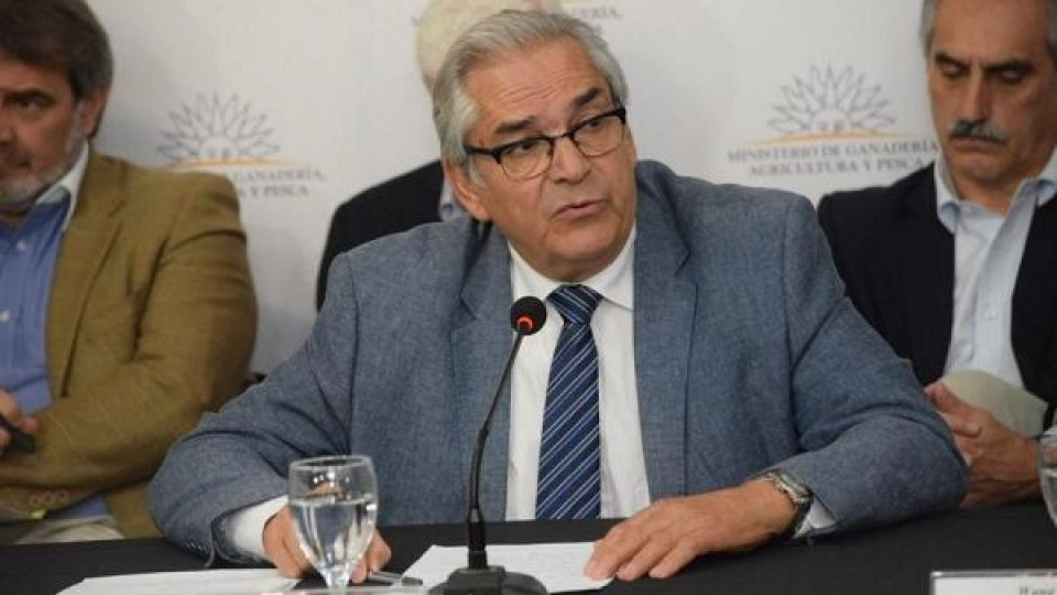 Ministro Benech presentó logros y negocios con Oriente —  Economía — Dinámica Rural | El Espectador 810