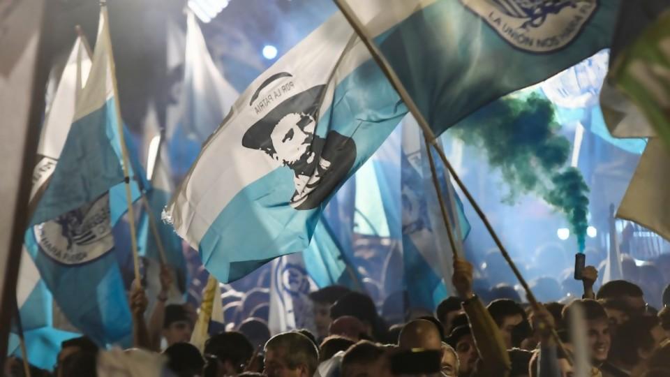 """Un festejo que se acortó y un momento """"típico del Partido Nacional"""" —  Informes — No Toquen Nada   El Espectador 810"""
