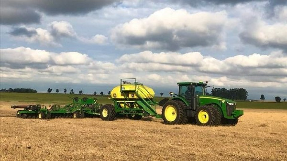 Hasta el momento se sembró el 90% de la soja de primera —  Agricultura — Dinámica Rural | El Espectador 810