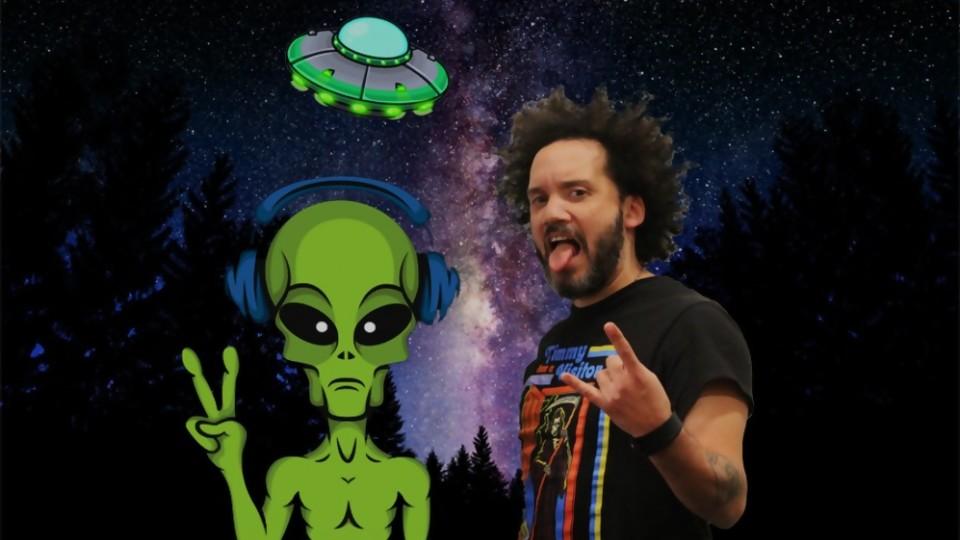 Extraterrestre te estoy cantando —  Pablo Silvera  — Otro Elefante | El Espectador 810