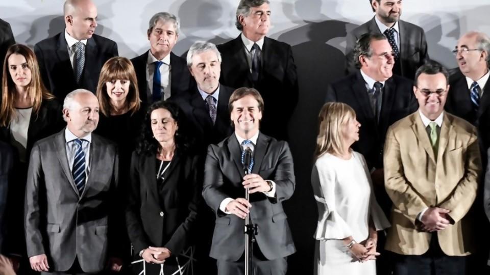 El círculo de confianza de Lacalle en el gabinete —  Informes — No Toquen Nada | El Espectador 810