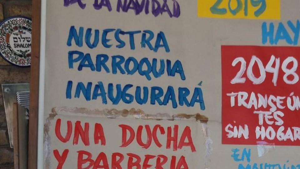 La parroquia Santa Bernardita al servicio de la gente sin techo —  Qué tiene la tarde — Más Temprano Que Tarde | El Espectador 810