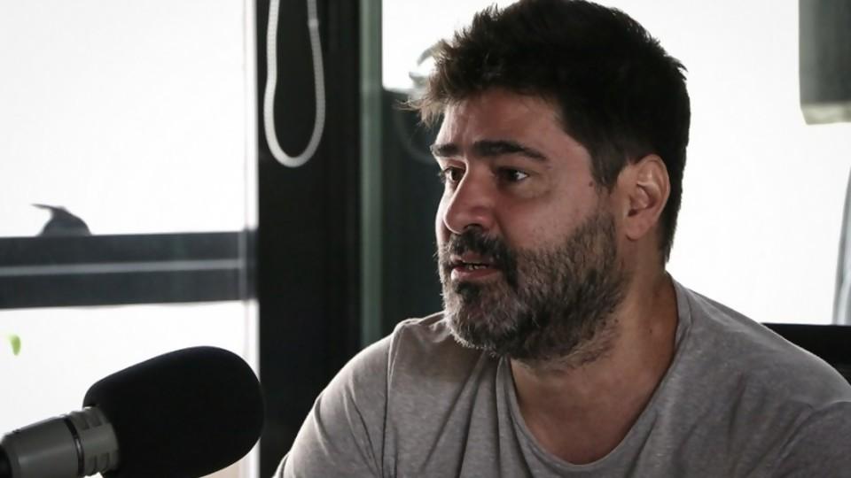 """Socio toca en vivo con el """"pálpito de que se viene el mejor disco"""" —  Entrevistas — No Toquen Nada   El Espectador 810"""