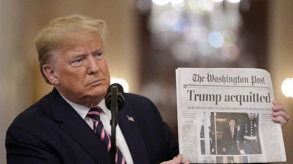 La absolución de Trump: el fortalecimiento del presidente, el debilitamiento de los republicanos  —  Claudio Fantini — Primera Mañana | El Espectador 810