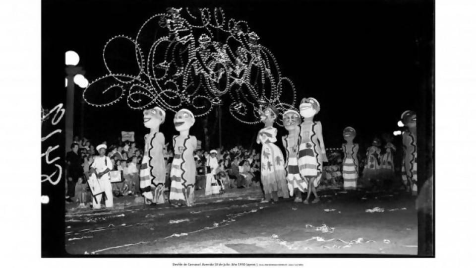 """Carnaval: una fiesta """"bárbara"""" que dominaba Montevideo —  Entrada libre — Más Temprano Que Tarde   El Espectador 810"""