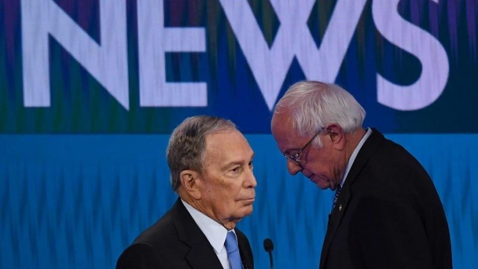 Sanders vs. Bloomberg: el duelo demócrata por el espíritu del partido —  Claudio Fantini — Primera Mañana | El Espectador 810