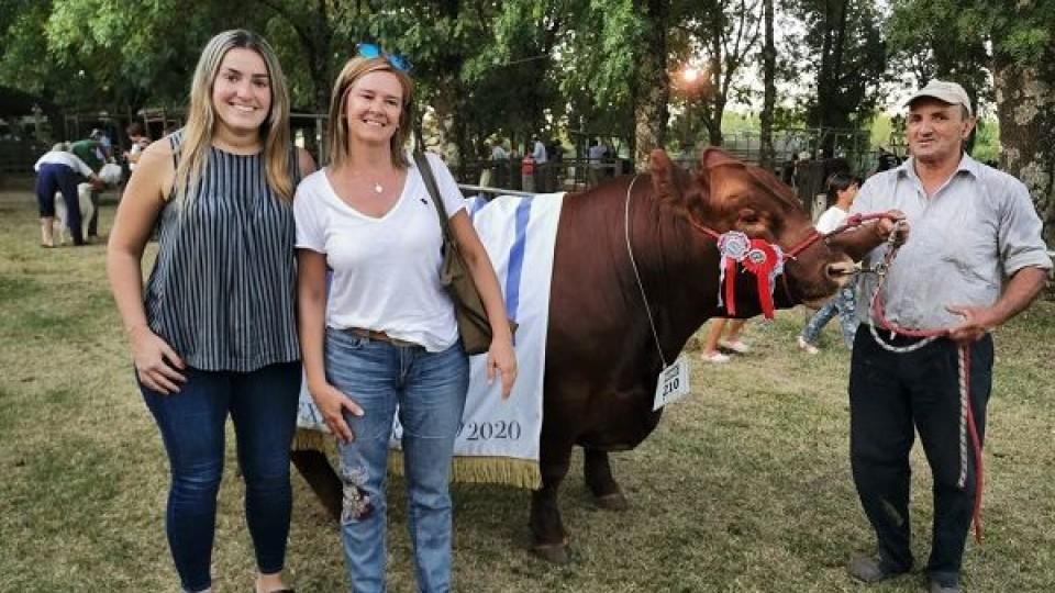 En Angus, el Gran Campeón Macho es de Cabaña 'Rincón de Pardavila' —  Ganadería — Dinámica Rural | El Espectador 810