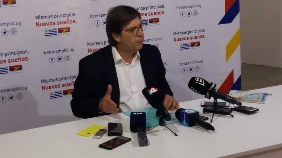 El presidente del Frente Amplio Javier Miranda señaló que el actual gobierno tiene toda la información —  Qué tiene la tarde — Más Temprano Que Tarde | El Espectador 810
