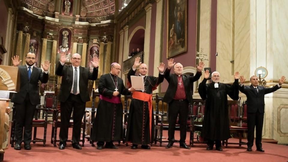 El encuentro religioso que involucró al gobierno y la despedida de Feola —  NTN Concentrado — No Toquen Nada | El Espectador 810