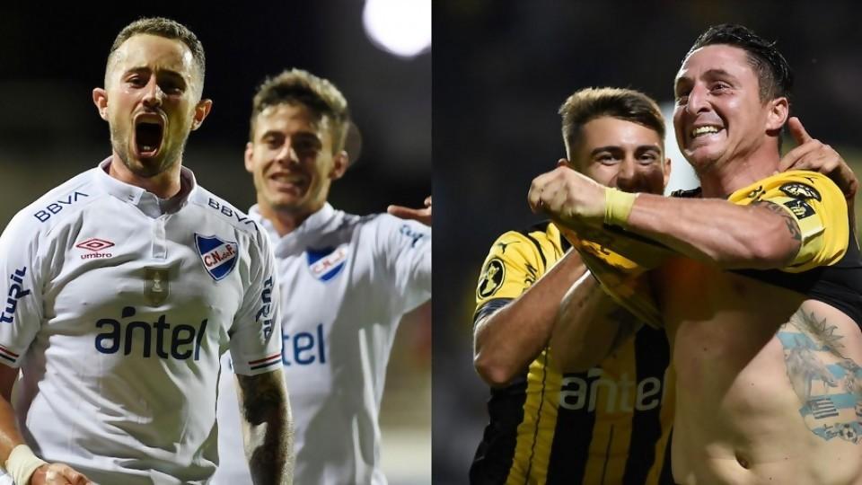 Los dos empates a lo grande de Peñarol y Nacional —  Darwin - Columna Deportiva — No Toquen Nada   El Espectador 810