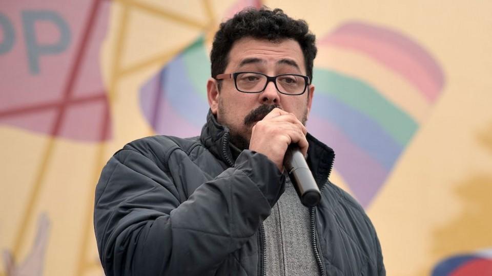 """Alejandro Sánchez: """"las medidas del Gobierno están bien, pero se quedan cortas"""" —  Entrevistas — Al Día 810   El Espectador 810"""