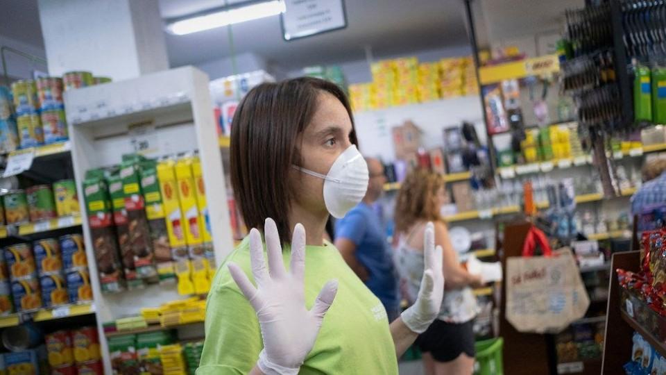 """Supermercados sobre uso de tapabocas: """"Como no hay ninguna norma, tenemos que apelar a la buena voluntad de los clientes y aplicar el derecho de admisión"""" —  Entrevistas — Primera Mañana   El Espectador 810"""