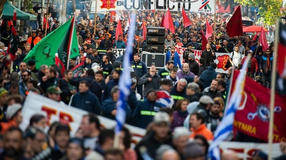 Breve cronología del movimiento sindical uruguayo —  Entrada libre — Más Temprano Que Tarde | El Espectador 810