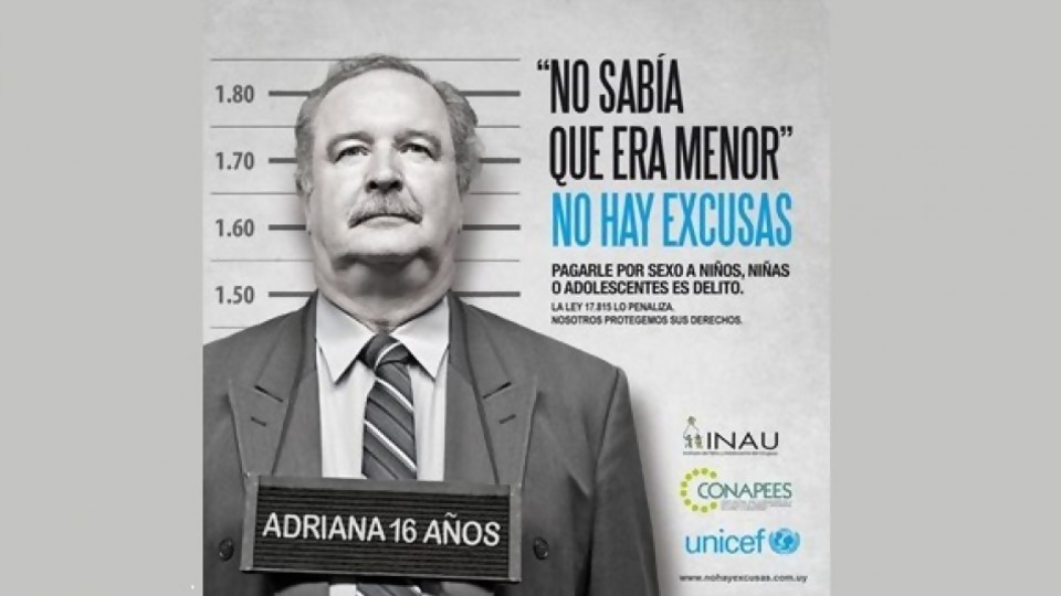 Uruguay está atravesado por redes de explotación sexual comercial y trata de niñas, niños y adolescentes —  La Entrevista — Más Temprano Que Tarde | El Espectador 810