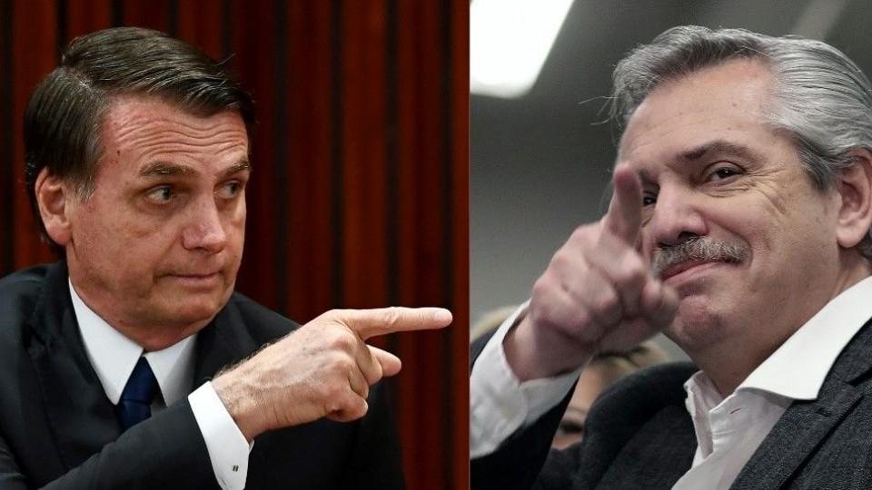 Bajo ataque, Bolsonaro se defiende golpeando a Alberto Fernández —  Claudio Fantini — Primera Mañana | El Espectador 810