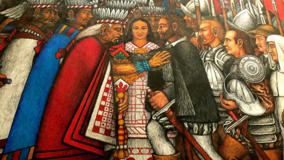 La historia de Malinche, el puente entre dos mundos —  Musas, mujeres que hicieron historia — Abran Cancha | El Espectador 810